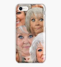 Paula Deen iPhone Case/Skin
