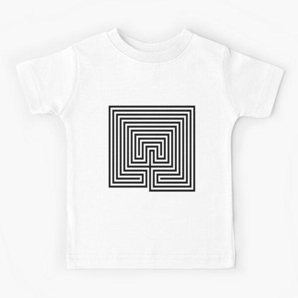 Pattern Kids T-Shirt