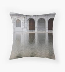 Not Venice Throw Pillow