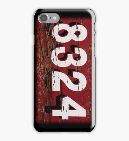 8X3 iPhone Case/Skin