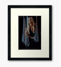 Shiney Baubles Framed Print