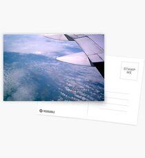 Flight Through the Sky Postcards