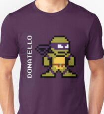 8-Bit TMNT- Donatello Unisex T-Shirt