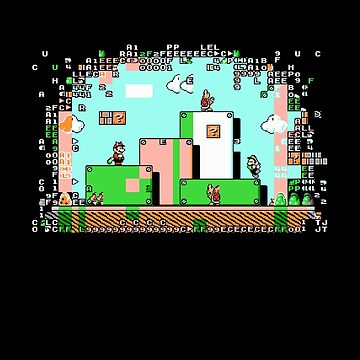 Glitch - Super Mario Bros. 3 by ChrisBastin