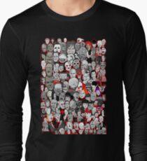 Titans of Horror Long Sleeve T-Shirt