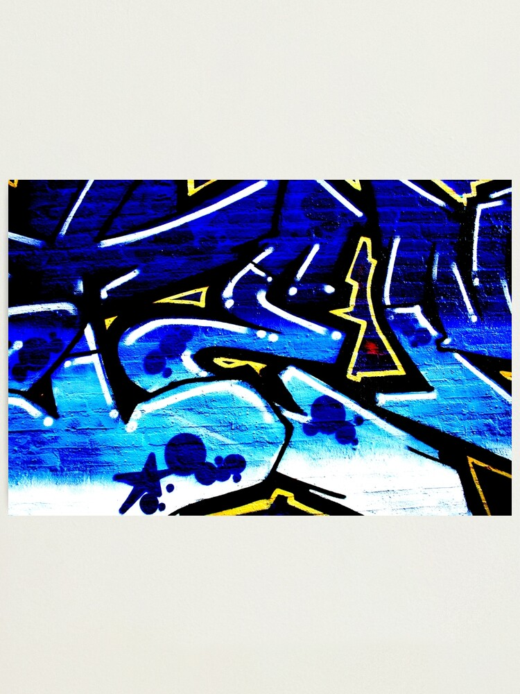 Alternate view of Graffiti 15 Photographic Print