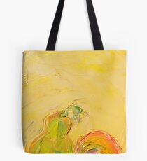 Apple and Pear now friends! Tote Bag