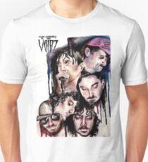 Julian Casablancas and The Voidz - Watercolor  Unisex T-Shirt