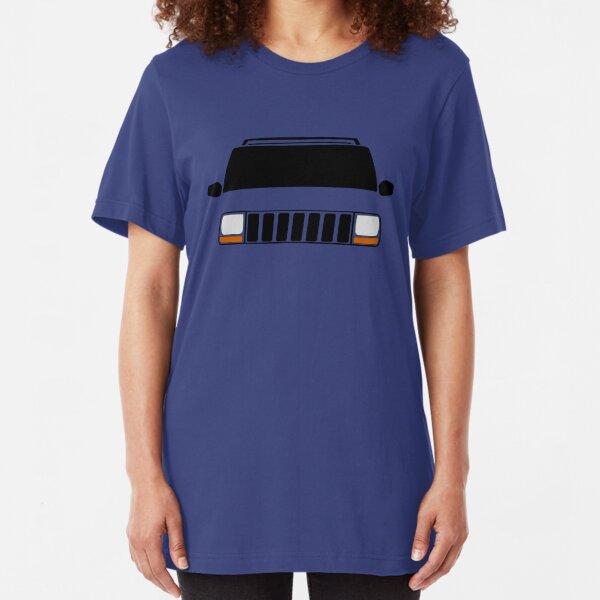 /'No Road No Problem./' Cherokee Wrangler Compass Funny T-shirt