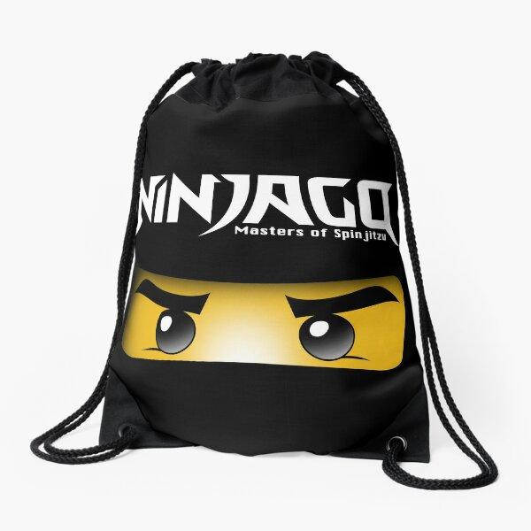 Ninjago Kai Zane Drawstring Bag