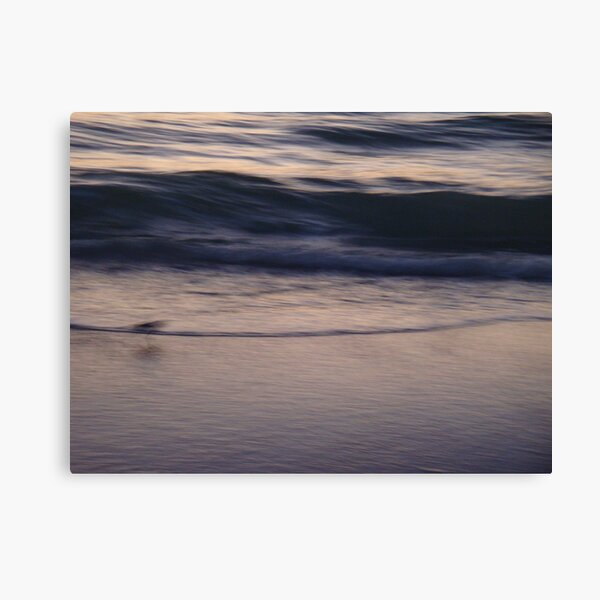 Chocolate Covered Beaches Canvas Print