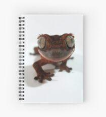 Cuaderno de espiral Crested Gecko Hatchling