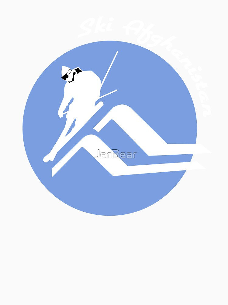 Ski Afghanistan | Unisex T-Shirt