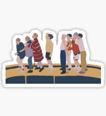 Illusion - ATEEZ (에이티즈) Sticker