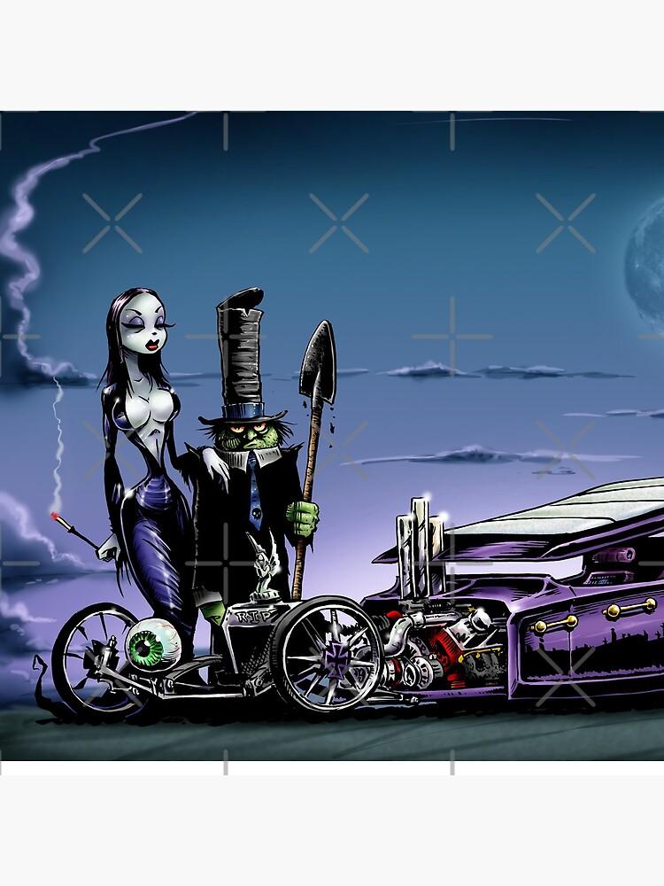 Coffin Nail by gWebberArts