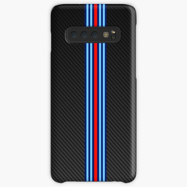 Carbon Fiber Racing Stripes 3 Samsung Galaxy Snap Case