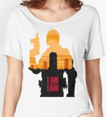 I am the Law Women's Relaxed Fit T-Shirt