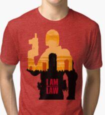 I am the Law Tri-blend T-Shirt