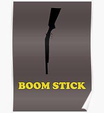 Boom Stick Poster