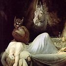 The Nightmare 2 - Henry Fuseli by themasters