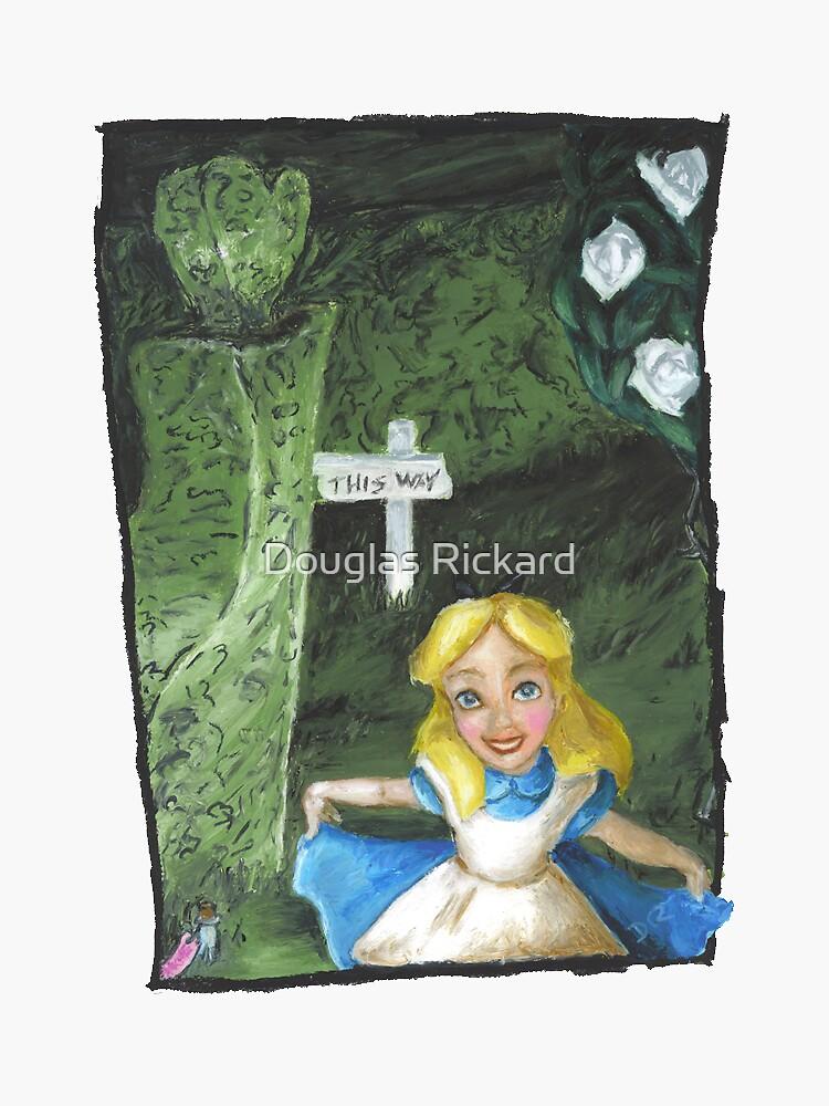 In Darkest Wonderland - Alice by douglasrickard