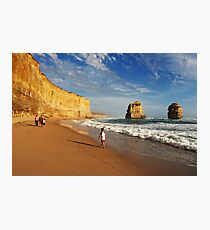 Gibsons Beach Photographic Print
