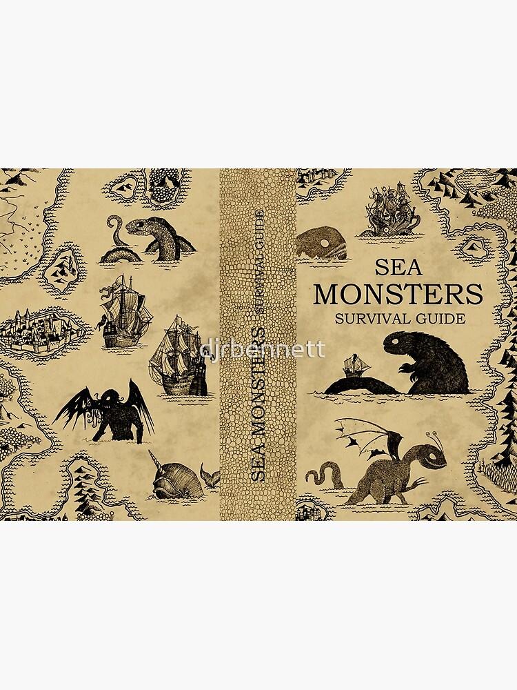 Sea Monsters Survival Guide by djrbennett
