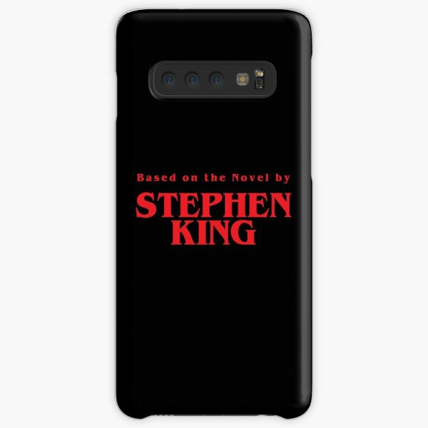 Based on the Novel by STEPHEN KING Samsung Galaxy Snap Case