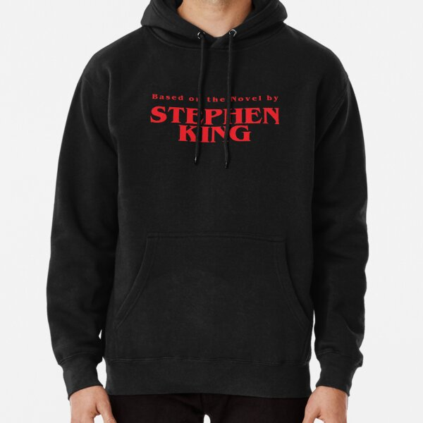 Based on the Novel by STEPHEN KING Pullover Hoodie