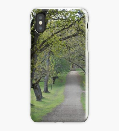 pretty when you're just visiting iPhone Case/Skin