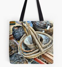Empty Baskets Tote Bag