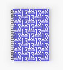 Cuaderno de espiral Alex Morgan # 13