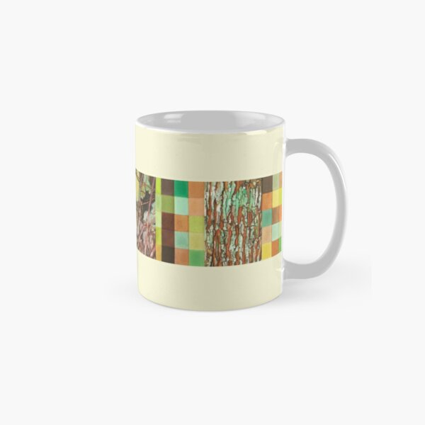 On the Outer ~ Tree Trunk Extracts Classic Mug