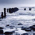 Incomming Tide by Trevor Kersley
