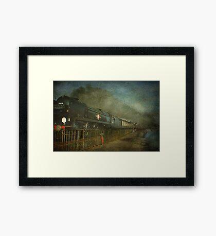 The Mayflower Framed Print