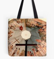 Magellan's cross and Christianity in the Philippines Tote Bag