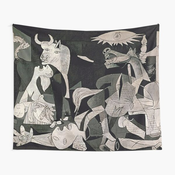GUERNICA #1 - PABLO PICASSO  Tapestry