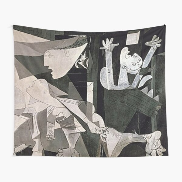 GUERNICA #2 - PABLO PICASSO  Tapestry