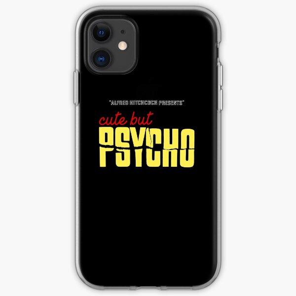 Cute but Psycho iPhone Soft Case