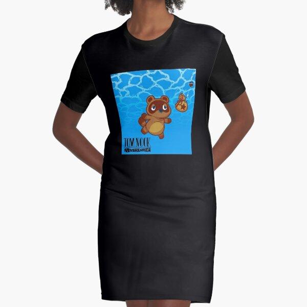 NeverEnough Vestido camiseta