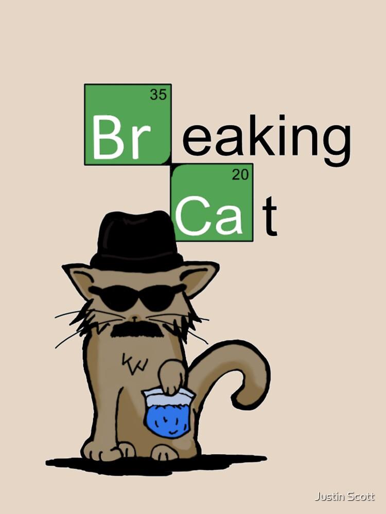Breaking Cat  | Unisex T-Shirt