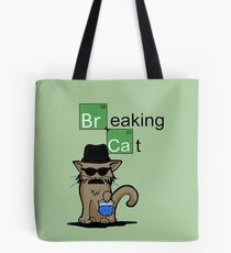Bolsa de tela Breaking Cat