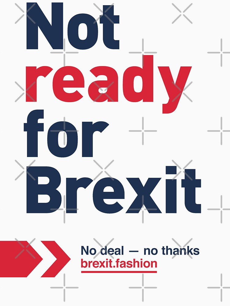 NDVH Not ready for Brexit by nikhorne