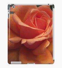Orange Downton Abbey Rose iPad Case/Skin