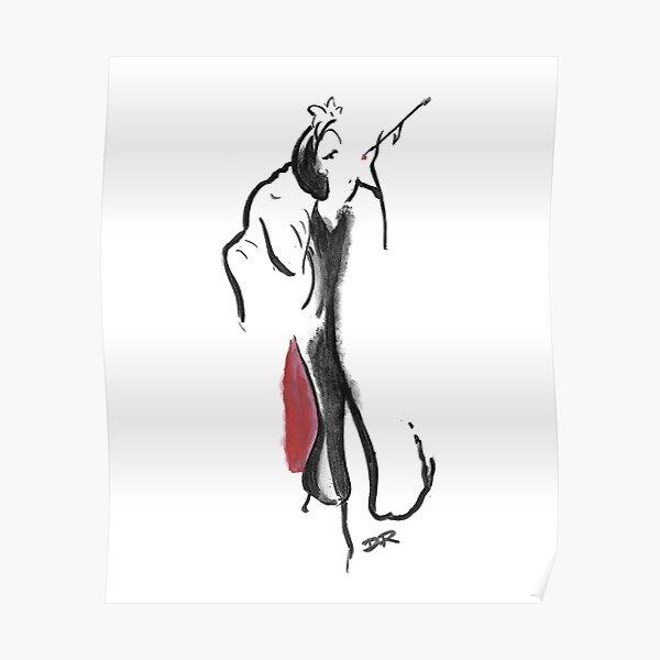 Where Pictures Shine - Cruella De Vil Poster