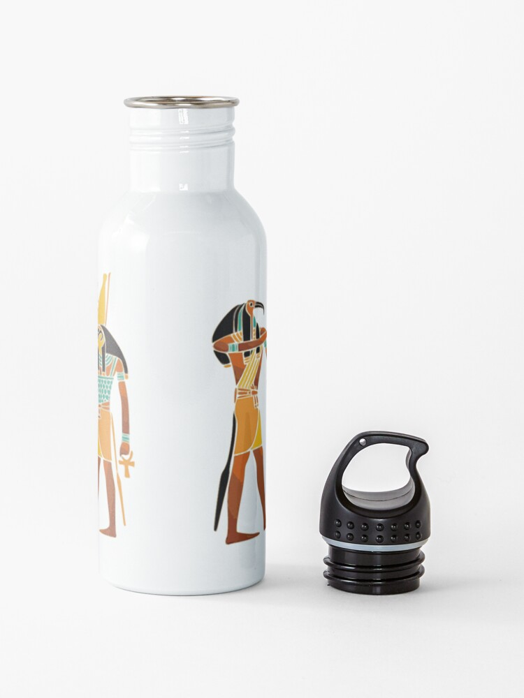Alternate view of WEIGHING THE SOUL. Egyptians. Egyptian. Water Bottle