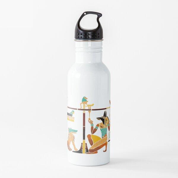 EGIPCIO  En la mitología egipcia Botella de agua