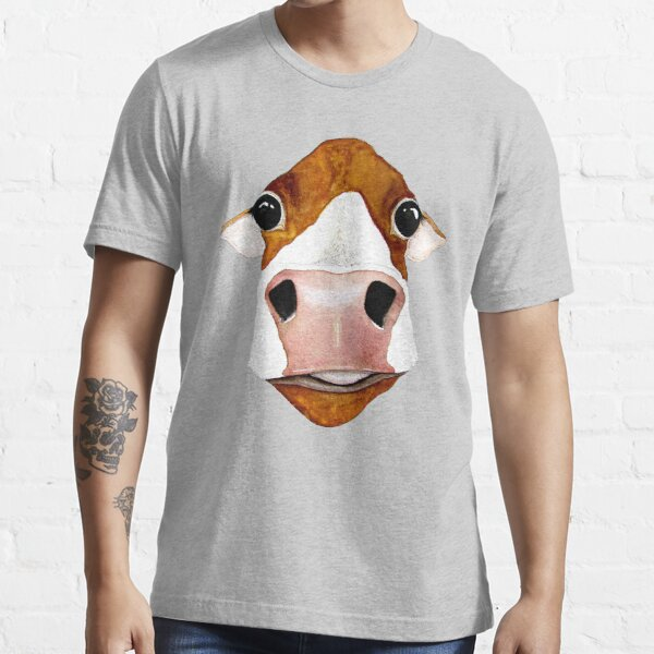 Derpy Cow Essential T-Shirt