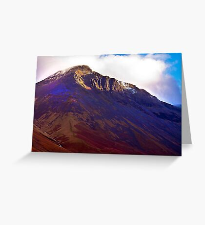 Wasdale Head - Lake District Greeting Card