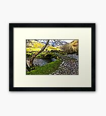 Bridge Approach  - Wasdale Head Framed Print